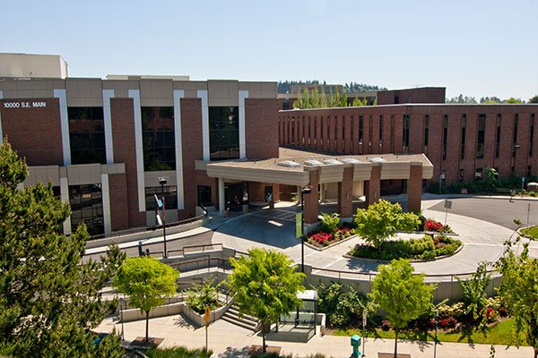 Adventist Health Portland campus